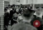 "Image of Thelma Mothershed of  ""Little Rock Nine,"" in Southern Illinois Univers Carbondale Illinois United States USA, 1964, second 7 stock footage video 65675024013"