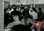 "Image of Thelma Mothershed of  ""Little Rock Nine,"" in Southern Illinois Univers Carbondale Illinois United States USA, 1964, second 8 stock footage video 65675024013"