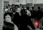 "Image of Thelma Mothershed of  ""Little Rock Nine,"" in Southern Illinois Univers Carbondale Illinois United States USA, 1964, second 10 stock footage video 65675024013"