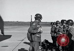 Image of 101st Airborne Troops 327th Infantry Regiment Arkansas United States USA, 1957, second 9 stock footage video 65675024033