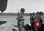 Image of 101st Airborne Troops 327th Infantry Regiment Arkansas United States USA, 1957, second 10 stock footage video 65675024033
