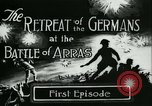 Image of Battle of Arras France, 1917, second 3 stock footage video 65675024071