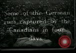Image of Battle of Hindenburg Line France, 1918, second 1 stock footage video 65675024094