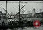Image of Army Transport Service Piers in Hoboken New Jersey Hoboken New Jersey USA, 1918, second 1 stock footage video 65675024105