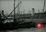 Image of Army Transport Service Piers in Hoboken New Jersey Hoboken New Jersey USA, 1918, second 3 stock footage video 65675024105