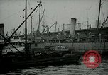 Image of Army Transport Service Piers in Hoboken New Jersey Hoboken New Jersey USA, 1918, second 4 stock footage video 65675024105