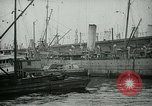 Image of Army Transport Service Piers in Hoboken New Jersey Hoboken New Jersey USA, 1918, second 6 stock footage video 65675024105