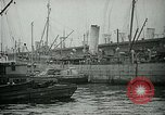 Image of Army Transport Service Piers in Hoboken New Jersey Hoboken New Jersey USA, 1918, second 8 stock footage video 65675024105