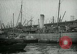 Image of Army Transport Service Piers in Hoboken New Jersey Hoboken New Jersey USA, 1918, second 10 stock footage video 65675024105