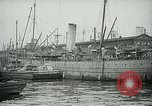 Image of Army Transport Service Piers in Hoboken New Jersey Hoboken New Jersey USA, 1918, second 12 stock footage video 65675024105