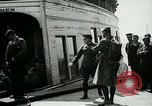 Image of Embarkation processing Hoboken New Jersey USA, 1918, second 7 stock footage video 65675024108
