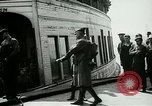Image of Embarkation processing Hoboken New Jersey USA, 1918, second 8 stock footage video 65675024108