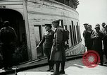 Image of Embarkation processing Hoboken New Jersey USA, 1918, second 10 stock footage video 65675024108