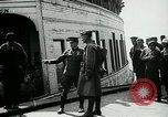 Image of Embarkation processing Hoboken New Jersey USA, 1918, second 11 stock footage video 65675024108