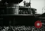 Image of Port of Embarkation Hoboken New Jersey USA, 1918, second 3 stock footage video 65675024109