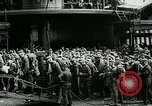 Image of Port of Embarkation Hoboken New Jersey USA, 1918, second 5 stock footage video 65675024109