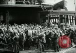 Image of Port of Embarkation Hoboken New Jersey USA, 1918, second 7 stock footage video 65675024109
