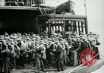 Image of Port of Embarkation Hoboken New Jersey USA, 1918, second 8 stock footage video 65675024109