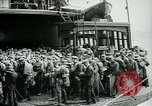Image of Port of Embarkation Hoboken New Jersey USA, 1918, second 10 stock footage video 65675024109