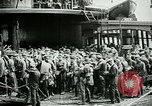 Image of Port of Embarkation Hoboken New Jersey USA, 1918, second 11 stock footage video 65675024109