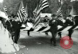 Image of Ford patriotic rally Dearborn Michigan  USA, 1917, second 3 stock footage video 65675024111