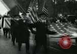 Image of Ford patriotic rally Dearborn Michigan  USA, 1917, second 5 stock footage video 65675024111