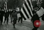 Image of Ford patriotic rally Dearborn Michigan  USA, 1917, second 8 stock footage video 65675024111