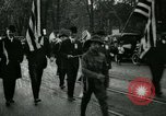 Image of Ford patriotic rally Dearborn Michigan  USA, 1917, second 9 stock footage video 65675024111