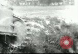 Image of Ford  M1918  tank gets stuck during testing Dearborn Michigan USA, 1918, second 3 stock footage video 65675024112