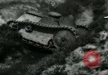 Image of Ford  M1918  tank gets stuck during testing Dearborn Michigan USA, 1918, second 7 stock footage video 65675024112
