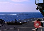 Image of USS John F Kennedy Mediterranean Sea, 1969, second 12 stock footage video 65675024127