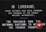 Image of French troops Lorraine France, 1916, second 2 stock footage video 65675024152