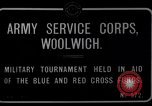 Image of Army Service Corps Woolwich London England, 1916, second 1 stock footage video 65675024158