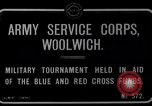 Image of Army Service Corps Woolwich London England, 1916, second 7 stock footage video 65675024158