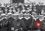 Image of French military Medals presented to Naval officers France, 1917, second 7 stock footage video 65675024162
