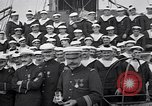 Image of French military Medals presented to Naval officers France, 1917, second 9 stock footage video 65675024162
