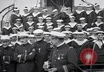 Image of French military Medals presented to Naval officers France, 1917, second 10 stock footage video 65675024162