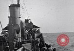 Image of French military Medals presented to Naval officers France, 1917, second 12 stock footage video 65675024162