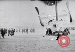 Image of Amphibian Blimp Saint Malo France, 1912, second 3 stock footage video 65675024167