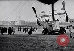 Image of Amphibian Blimp Saint Malo France, 1912, second 4 stock footage video 65675024167