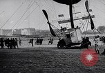 Image of Amphibian Blimp Saint Malo France, 1912, second 5 stock footage video 65675024167