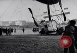 Image of Amphibian Blimp Saint Malo France, 1912, second 7 stock footage video 65675024167