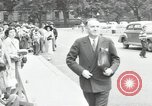 Image of Winston Churchill in Canada Ottawa Ontario Canada, 1954, second 12 stock footage video 65675024176