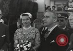 Image of Dignitary arrives at airport Latin America, 1954, second 11 stock footage video 65675024180