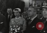 Image of Dignitary arrives at airport Latin America, 1954, second 12 stock footage video 65675024180