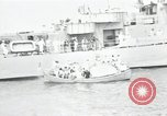 Image of Chicago greets captured German U-505 Chicago Illinois USA, 1954, second 10 stock footage video 65675024186
