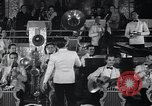 Image of Guillermo Portela conducting orchestra Havana Cuba, 1938, second 3 stock footage video 65675024199