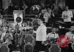 Image of Guillermo Portela conducting orchestra Havana Cuba, 1938, second 11 stock footage video 65675024199