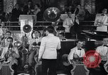 Image of Guillermo Portela conducting orchestra Havana Cuba, 1938, second 12 stock footage video 65675024199