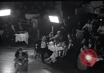 Image of Orchestra at Casino de la Playa Havana Cuba, 1938, second 7 stock footage video 65675024200